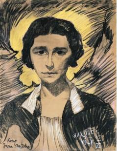 Portret Jadwigi Pulichowej