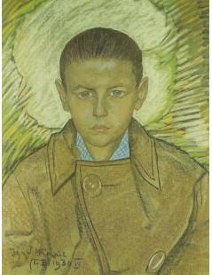 Portret Jerzego Burnata