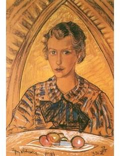 Portret Joanny Czaplickiej