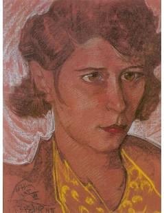 Portret Józefiny Konińskiej