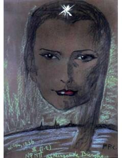 Portret Marii Kamińskiej
