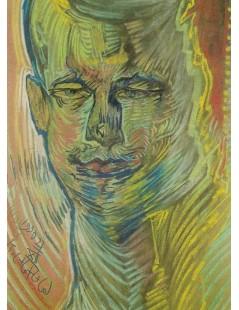 Portret Michała Białynickiego