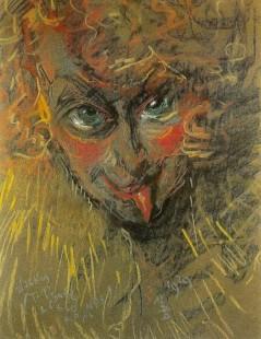Portret Neny Stachurskiej