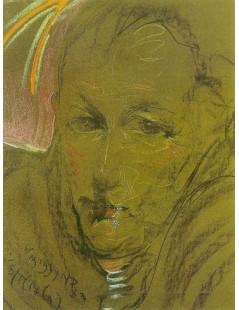 Tytuł: Portret Władysława Nelkena, Autor: Stanisław Witkacy