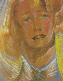 Portret Zofii Jagodowskiej