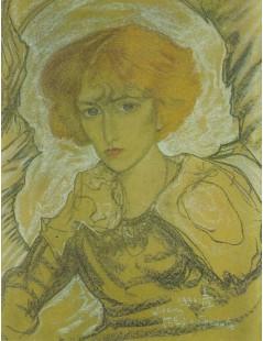 Tytuł: Portret Zofii Schroeder, Autor: Stanisław Witkacy