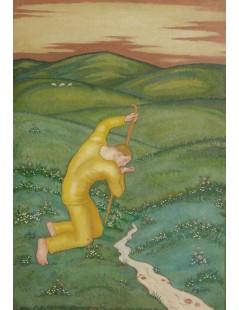 Tytuł: Pasterz, Autor: Eugeniusz Zak