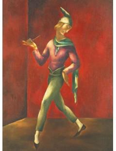 Tytuł: Pierrot, Autor: Eugeniusz Zak