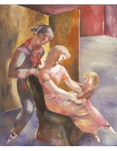 Tytuł: Rodzina, Autor: Stanisław Wyspiański