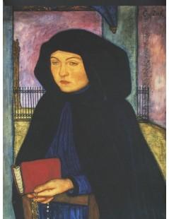 Tytuł: W kościele (Bretania), Autor: Stanisław Wyspiański