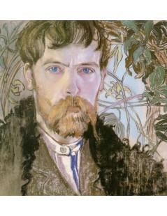 Autoportret w serdaku