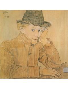 Portret Adolfa Nowaczyńskiego