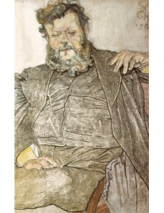 Portret Jana Stanisławskiego