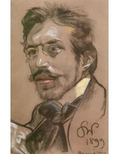 Portret Jerzego Żuławskiego