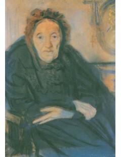 Portret Klementyny z Tetmajerów Olcyngierowej