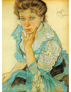 Portret Leonowej Sternbachowej