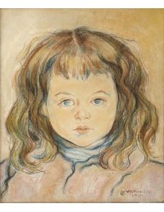 Portret małej Józi