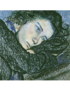 Tytuł: Studium kobiety, Autor: Stanisław Wyspiański