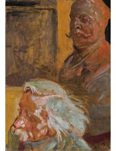Tytuł: Studium z pracowni, Autor: Jacek Malczewski