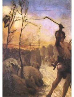 Tytuł: Świniopas, Autor: Jacek Malczewski