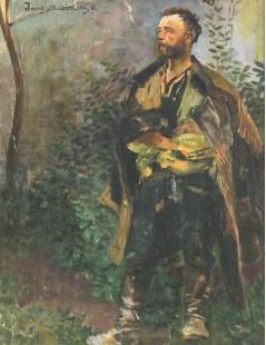 Tytuł: Wyrobnik, Autor: Jacek Malczewski