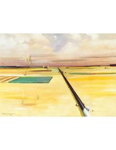 Tytuł: Rurociąg w polu.jpg, Autor: Rafał Malczewski