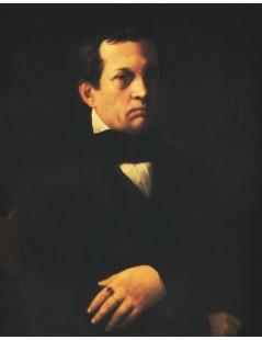 Tytuł: Portret Leonarda Serafińskiego, Autor: Jan Matejko