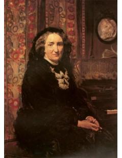 Tytuł: Portret Marceliny Czartoryskiej, Autor: Jan Matejko