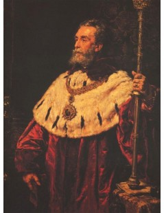 Tytuł: Portret Stanisława Tarnowskiego, Autor: Jan Matejko