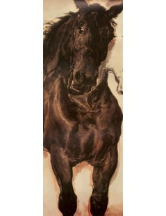 Tytuł: Studium konia, Autor: Jan Matejko