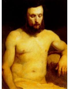 Tytuł: Studium mężczyzny, Autor: Jan Matejko