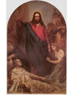 Tytuł: Wskrzeszenie Łazarza, Autor: Jan Matejko