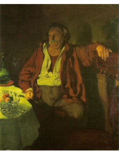 Tytuł: Portret Aleksandra Dejeana, Autor: Józef Mehoffer