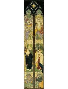 Tytuł: Święty Piotr i święty Jan, Autor: Józef Mehoffer