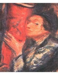 Tytuł: Żyd z Torą, Autor: Zygmunt Menkes