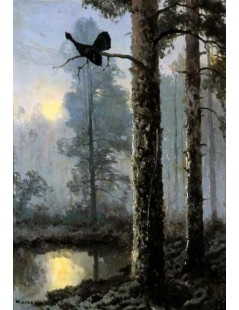 Tytuł: Głuszec, Autor: Wiktor Korecki