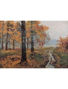 Tytuł: Jesień, Autor: Wiktor Korecki