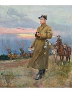 Portret kapitana Antoniego Dudzińskiego