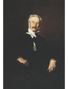 Tytuł: Portret Pawła Popiela, Autor: Kazimierz Pochwalski