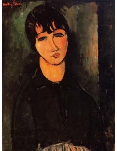 Tytuł: The Servant, Autor: Amadeo Modigliani