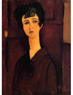 Tytuł: Victoria, Autor: Amadeo Modigliani