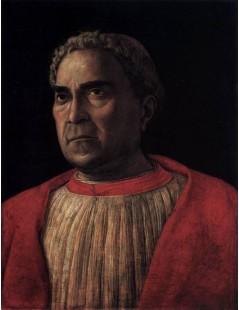 Tytuł: Cardinal Lodovico Trevisan, Autor: Andrea Mantegna