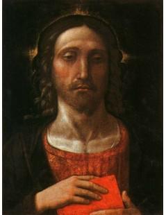 Tytuł: Christ the Redeemer, Autor: Andrea Mantegna