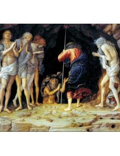 Tytuł: Christs Descent into Limbo, Autor: Andrea Mantegna