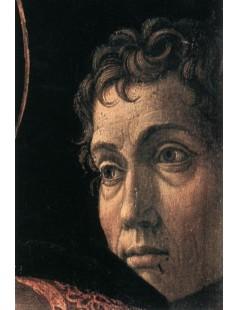 Tytuł: Presentation at the Temple, Autor: Andrea Mantegna