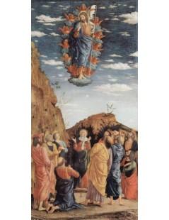 Tytuł: The Ascension, Autor: Andrea Mantegna