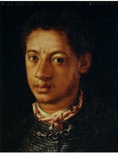 Tytuł: Alessandro de Medici, Autor: Agnolo Bronzino