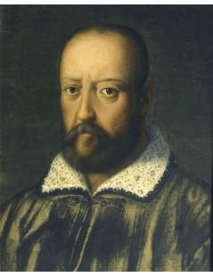 Tytuł: Cosimo I de Medici, Autor: Agnolo Bronzino