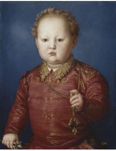Tytuł: Don Garcia de Medici, Autor: Agnolo Bronzino