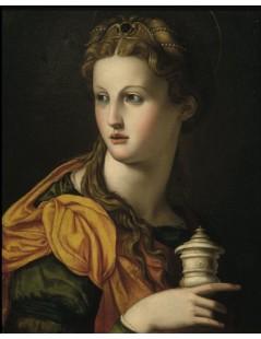 Tytuł: Mary Magdalene, Autor: Agnolo Bronzino
